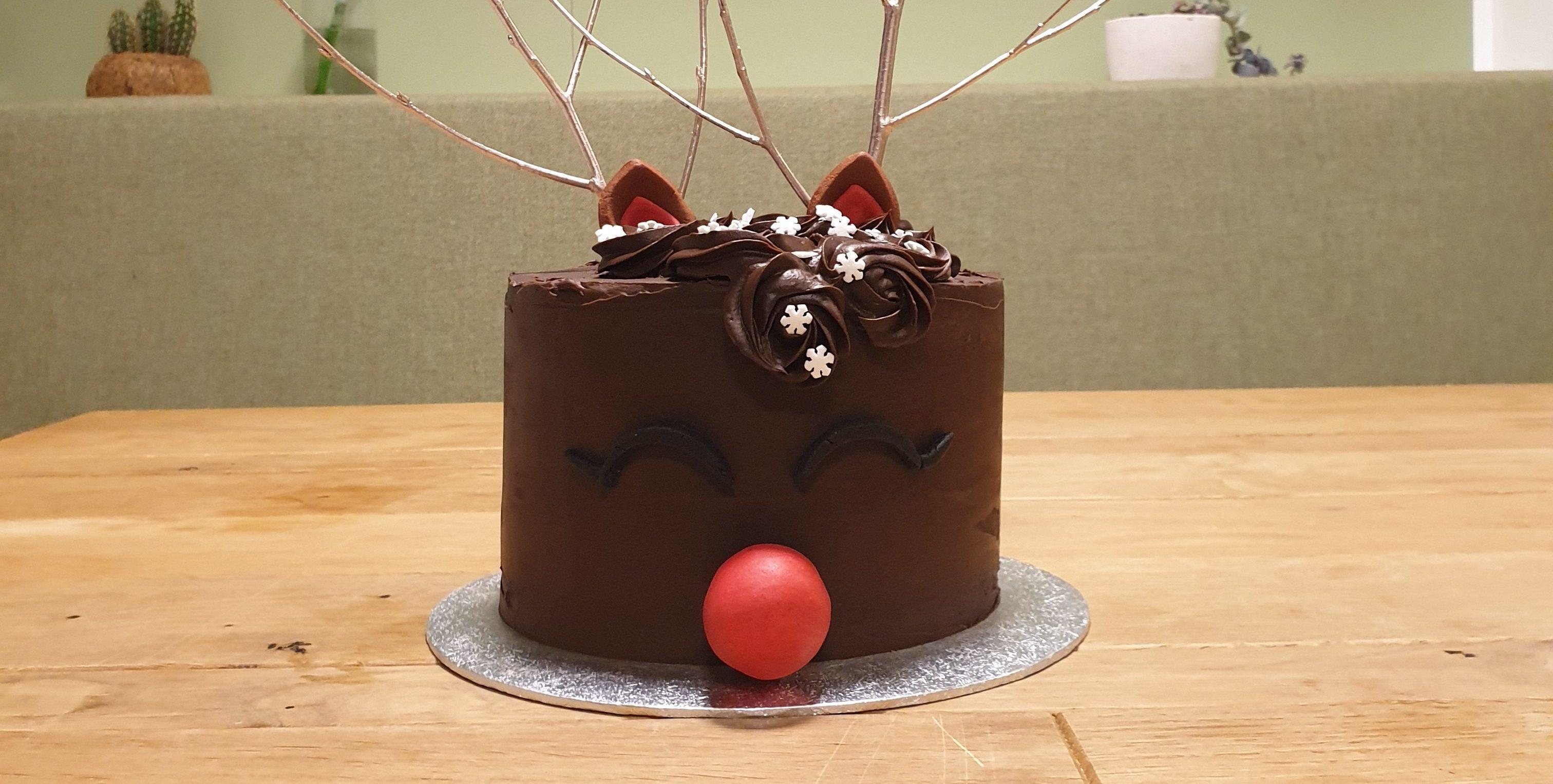 De chocolade taart der chocoladetaarten